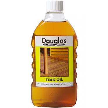 Douglas Teak Oil 500ml