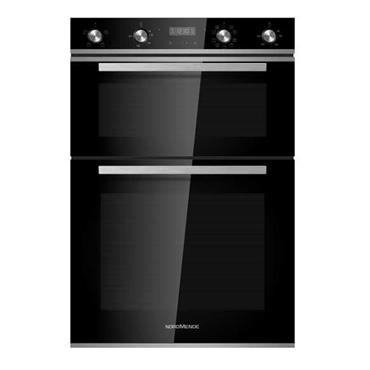 Nordmende Catalytic Stainless Steel Double Oven