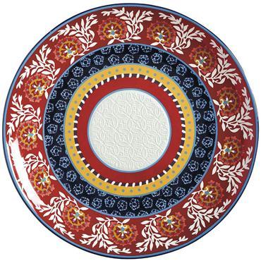 Maxwell Williams Boho 36.5cm Round Platter