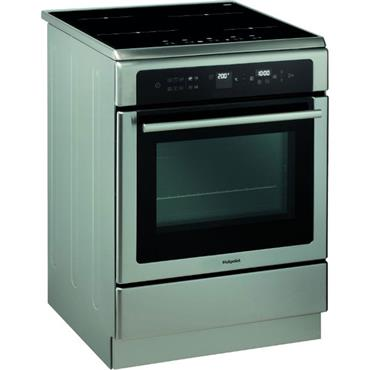 Hotpoint 60cm Stainless Steel Single Cavity Cooker