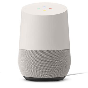 Google Home Voice Assistant White