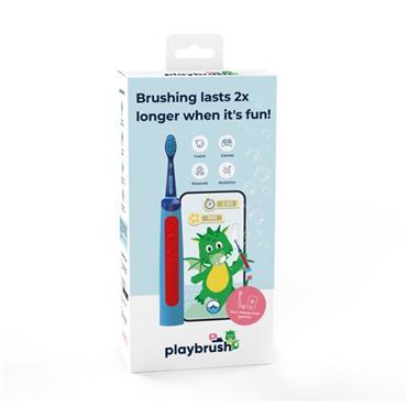 Playbrush Smart Kids Toothbrush Blue