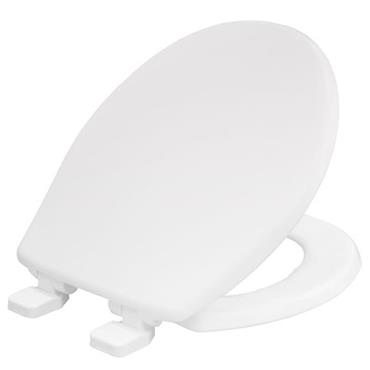 Bemis Upton Sta-Tite Soft Close Toilet Seat White