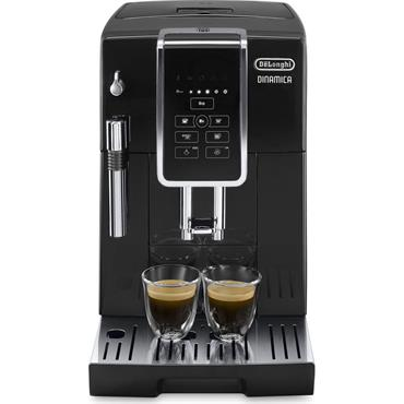 Delonghi Black Dinamica Bean To Cup 15bar Coffee Maker