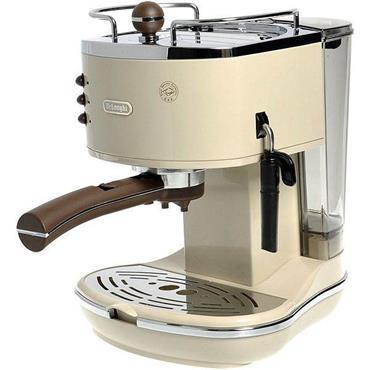 Delonghi 15 Bar Espresso Cream Coffee Machine