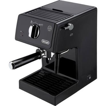 Delonghi Traditional Pump Espresso Coffee Machine Black