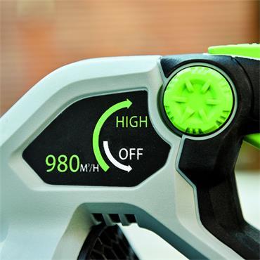 Ego Blower 56v Variable Speed Turbo Body Only