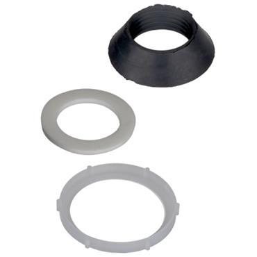 """Easi Plumb 1.25"""" Basin Waste Fitting Seal Kit"""