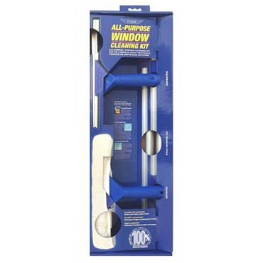 Ettore Squeez Off Window Cleaning Kit