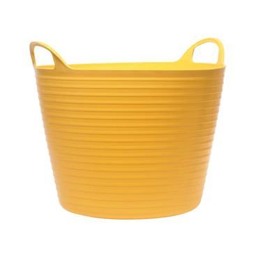 Faithfull Flex Tub Yellow 60L