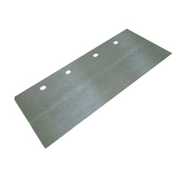"Faithfull Floor Scraper Blade 4 Hole Heavy Duty 12"""