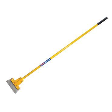 "Faithfull Heavy Duty Fibreglass Handle Floor Scraper 8"""