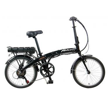 "Falcon Compact Alloy 20"" E Bike Fold Up"