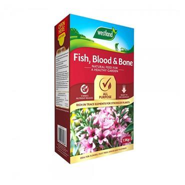 Westland Fish Blood & Bone 1.5kg