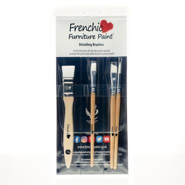 Frenchic Detailing Brushes