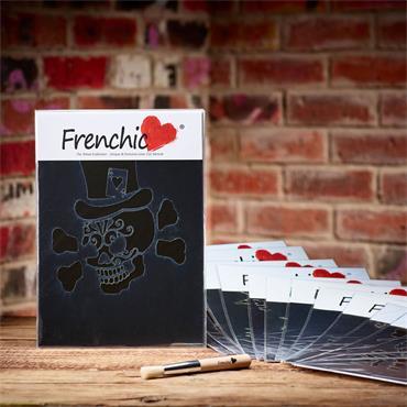 Frenchic Gambling Jack Stencil