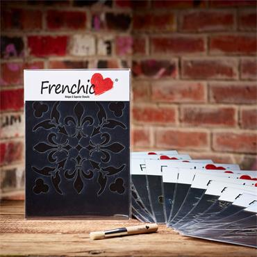 Frenchic Touch Of Class Stencil