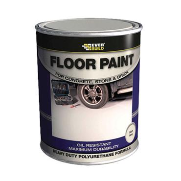 Everbuild Grey Floor Paint 5L