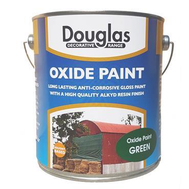 Douglas Oxide Paint Green 2.5L
