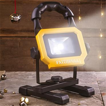 Faithfull Rechargeable LED Work Light