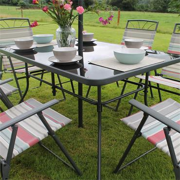 Freya 6 Seater Dining Set