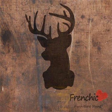 Frenchic Royal Stag Stencil