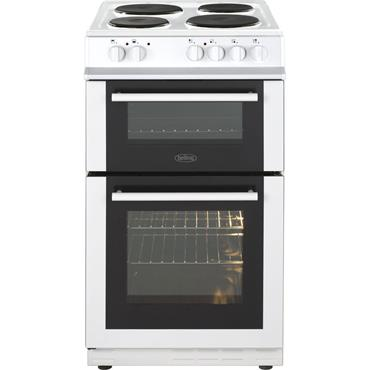 Belling 50cm Twin Cavity Electric Oven