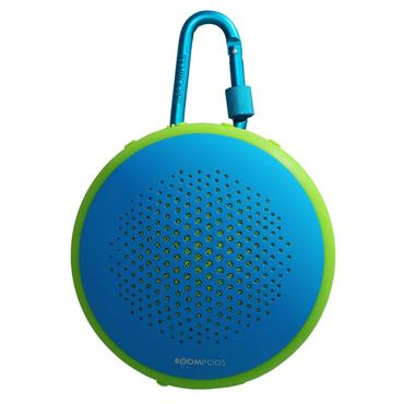 Boompods Fusion Pairing Bluetooth Speaker Blue / Green