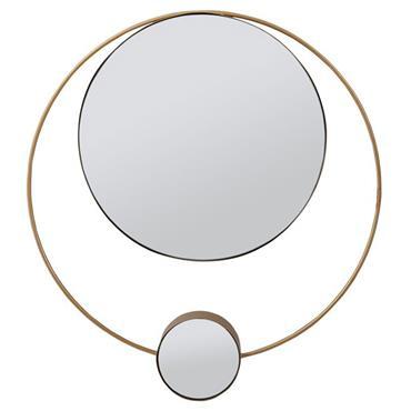 Mindy Brownes Ophelia Round Mirror