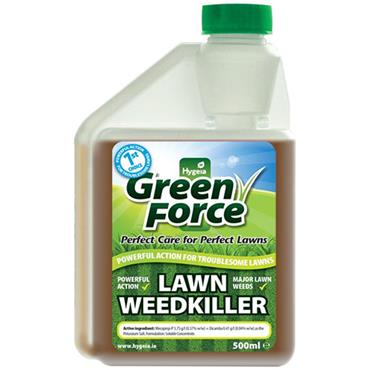 Hygeia Greenforce Hytrol Lawn Weedkiller 500ml