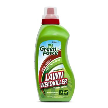 Hygeia Greenforce Lawn Weedkiller 1L