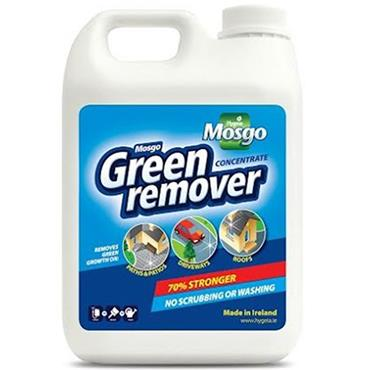 Hygeia Mosgo Green Remover 5L & Free 1L Ready To Use