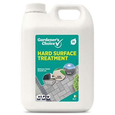 Hygeia Gardeners Choice Hard Surface Treatment 5L