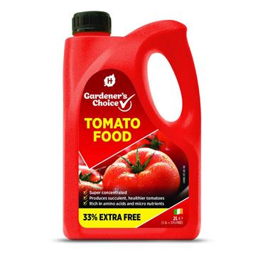 Hygeia Gardeners Choice Tomato Food 2L