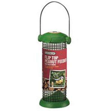 Gardman Small Flip Top Peanut Feeder