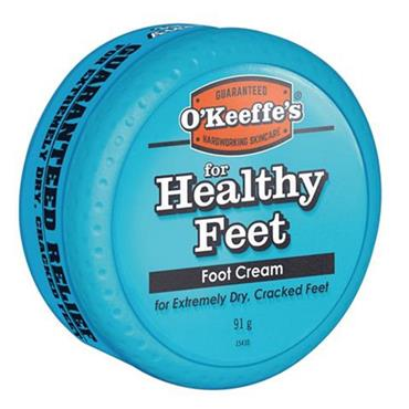 O'Keeffe's Healthy Feet Foot Cream 91g