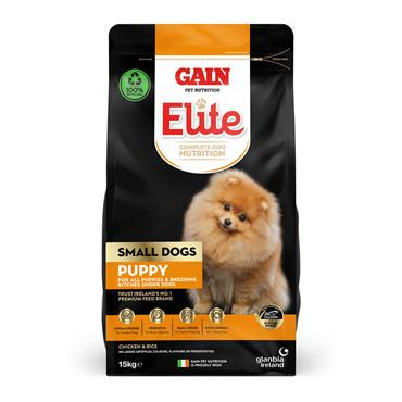 Gain Small Dog Puppy 15kg