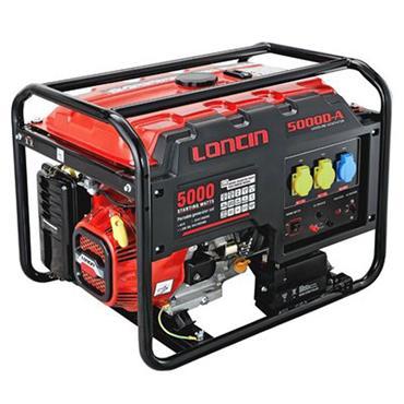 Loncin LC5000 Petrol Generator