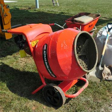 Belle Petrol Honda Mixer Gx120