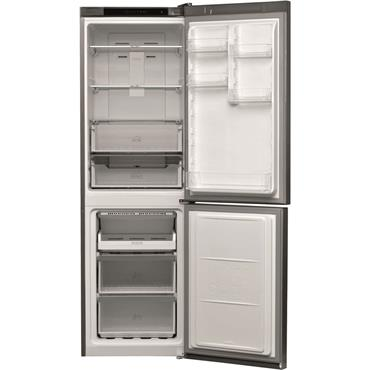 Hotpoint Frost Free 60cm Stainless Steel Fridge Freezer