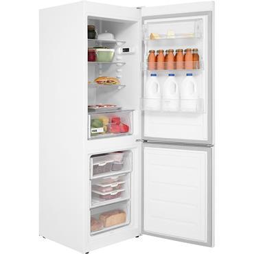 Hotpoint 60cm White Less Frost Fridge Freezer