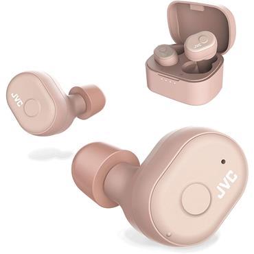 JVC True Wireless Earbuds Pink