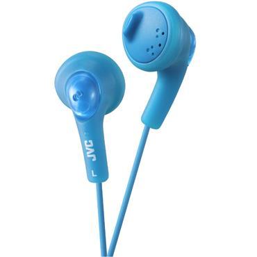 JVC Gumy In-Ear Headphones Blue