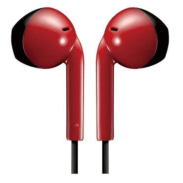 JVC Bluetooth Earphones Red
