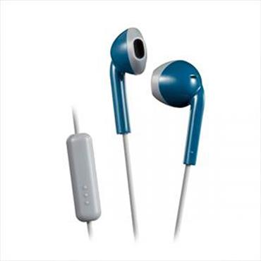 Jvc Teal Blue Wired Retro In Ear Headphone