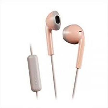 Jvc Pink Wired Retro In Ear Headphones