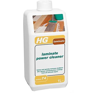 HG Hardwood Laminate Powerful Cleaner 1L