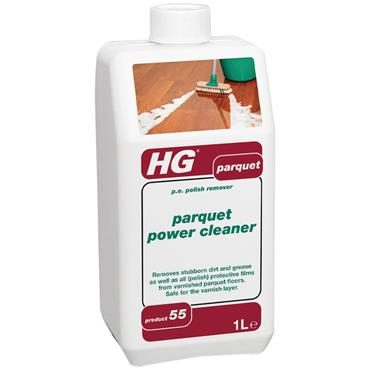 HG Parquet Power Cleaner 1L