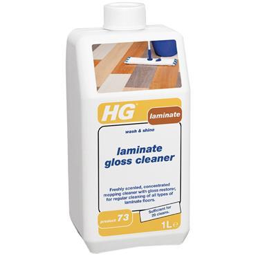 HG Laminate Wash & Shine 1L