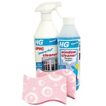 HG Window Cleaning Kit